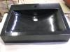 Serdon  zwart graniet gepolijst 60/50/10cm