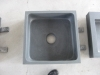VS 44 zwart gezoet maatv.44/44/18cm