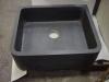VS 60 zwart gezoet maatv. 59,5/50/20cm