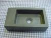 STAT35  zwart gezoet 35/20/10cm