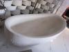 Marmer of Granieten bad in div. maten en kleuren